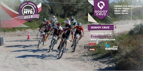 Rally MTB Godoy Cruz 2019 entradas