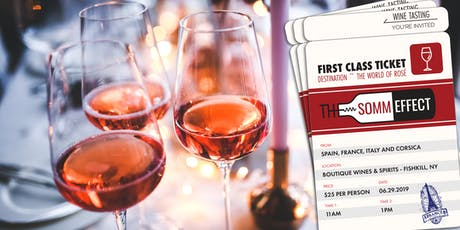 Rosé Masterclass & Wine Tasting in the Hudson Valley tickets