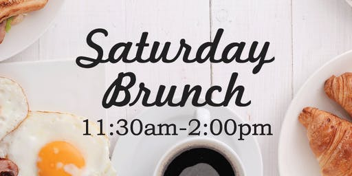 "Saturday Brunch at the ""Little Castle"""