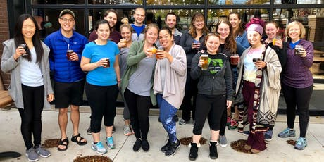 All-Levels Patio Yoga - [Bottoms Up! Yoga & Brew] tickets