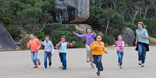 Junior Rangers Beach Treasure Hunt - Point Nepean National Park (Quarantine Station)