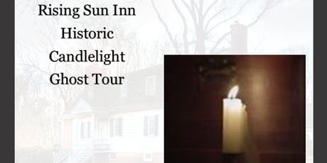 Historic Candlelight Ghost Story Tour tickets