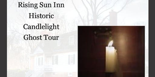 Historic Candlelight Ghost Story Tour