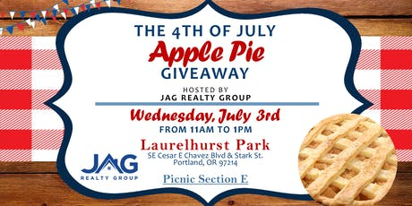 Apple Pie Giveaway tickets