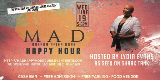 MAD Happy Hour (The Juneteenth Celebration)