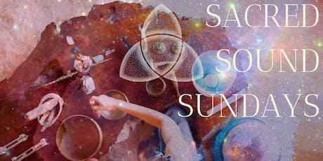 Sacred Sound Sundays tickets