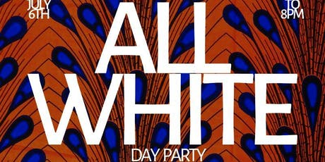 THIS IS AFRIKA: ALL WHITE Day-party Experience tickets