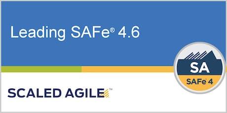 Leading SAFe® 4.6 (Scaled Agile Framework) with SA Certification - Bangkok tickets