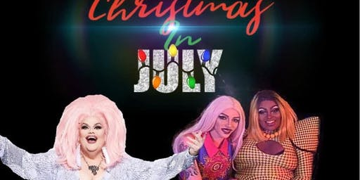 The Graces Christmas In July Dinner and Show W/ Darienne Lake