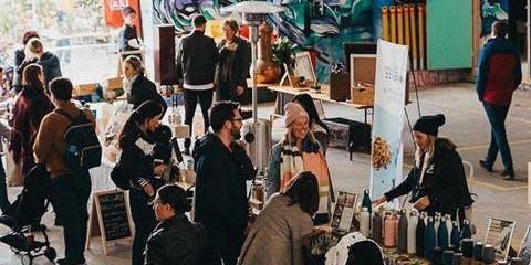 Fitzroy Market 6 July (75 Rose st Fitzroy)