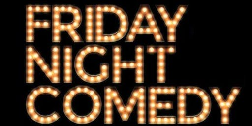 Friday Comedy @ Suite Lounge