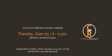 CR Dinner Invitation - June 25 tickets
