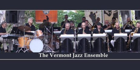 Vermont Jazz Ensemble tickets