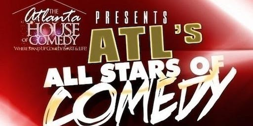 All Stars of Comedy @ Suite Lounge