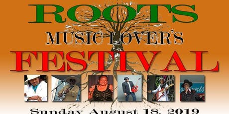 Roots Music Lover's Festival tickets