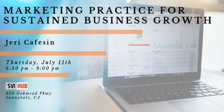 Marketing PRACTICE for Sustained Business Growth tickets