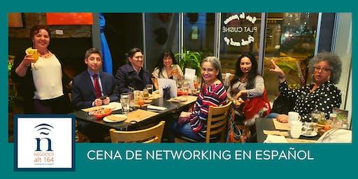 Cena de Networking en español