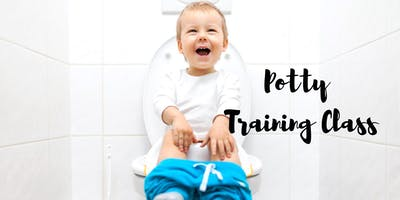 Potty Training Class (18+ months - 3 1/2 years)