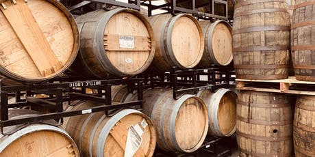 Bottle Logic Used Barrel Sale 2019 tickets
