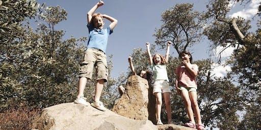 Junior Rangers Big Rock Cultural Stories - You Yangs Regional Park