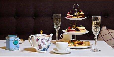 See me. Know me. Conversations over high tea at the Mayfair. tickets