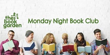 The Book Garden Monday Night Book Club August tickets