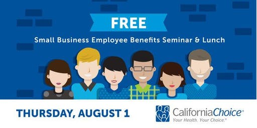 Free Small Business Employee Benefits Seminar & Lunch