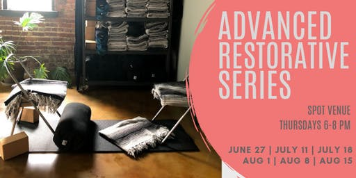 Advanced Restorative Series: Drop In Options