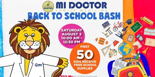 Back to School Bash- 28th St. Ft. Worth
