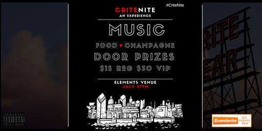 #CriteNite: An Experience