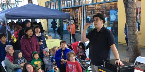 Monkeypalooza: Free Family Event At Town Center Corte Madera