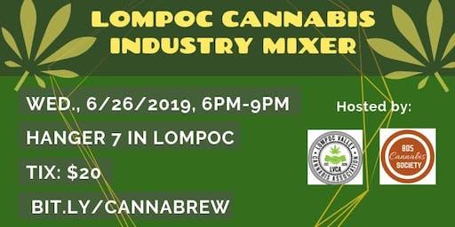 LVCA CannaBrew: Lompoc Cannabis Social & Mixer