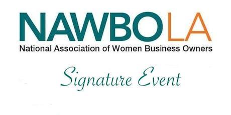 NAWBO-LA Signature Event: Women Who Lead tickets