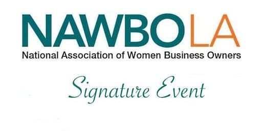 NAWBO-LA Signature Event: Women Who Lead
