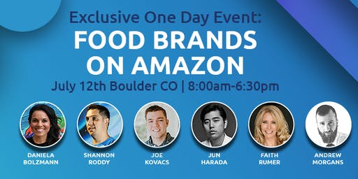 eComBootcamps | Food Brands on Amazon