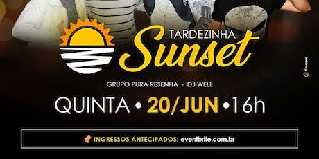 TARDEZINHA DE FERIADO 20-06 tickets