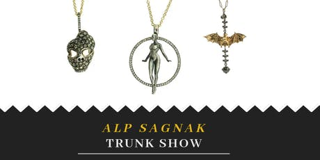 Gallery of Jewels: Alp Sagnak Jewelry Trunk Show! FREE tickets