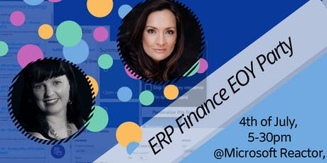 Microsoft ERP EOFY party @ Sydney Microsoft Bizz Apps Women Group  tickets
