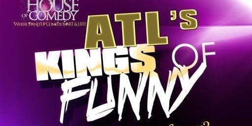 ATL's Kings of Funny @ Kat's Cafe