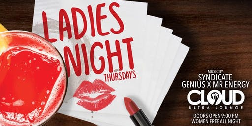International Ladies Night | 08.29.19