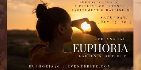 4th Annual EUPHORIA  tickets