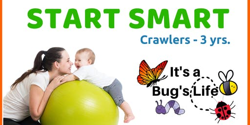 Start Smart at GymKix | Bug's Life Session