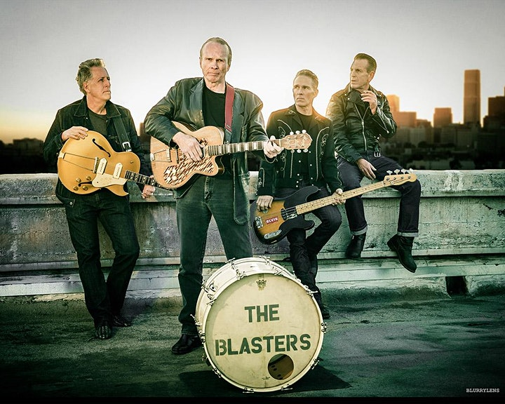 The Blasters image