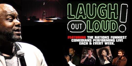 Laugh out Loud @ Oak Comedy Lounge