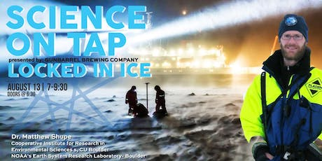 Science on Tap: Locked In Ice tickets