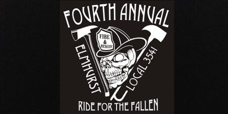 Elmhurst Firefighters Ride For The Fallen tickets
