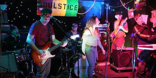 Reggae night with Soulstice