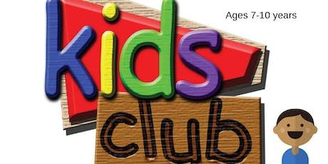 Kids Club Diamond Oils doTERRA tickets