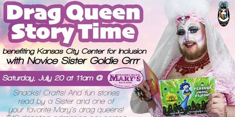 CoFS Dragqueen Story Time tickets