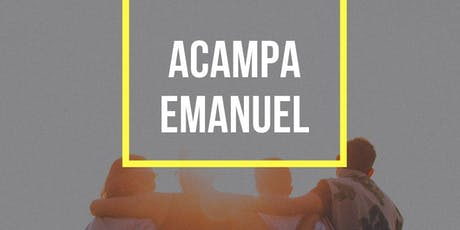 Acampa Emanuel tickets